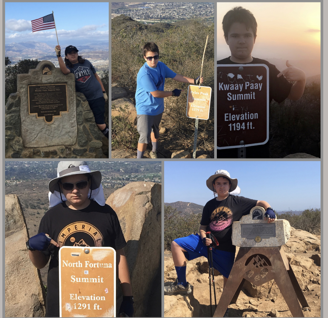 5-Peak Challenge – Mission Trails Regional Park