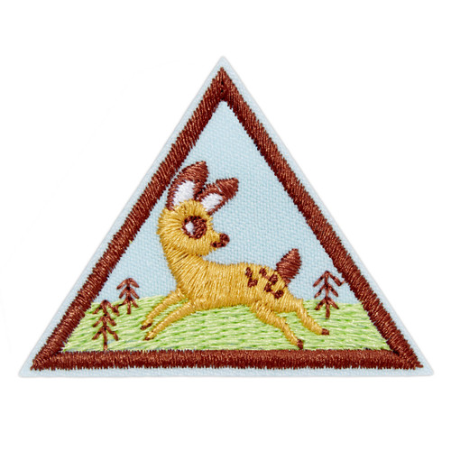 Brownie Eco-friend Badge