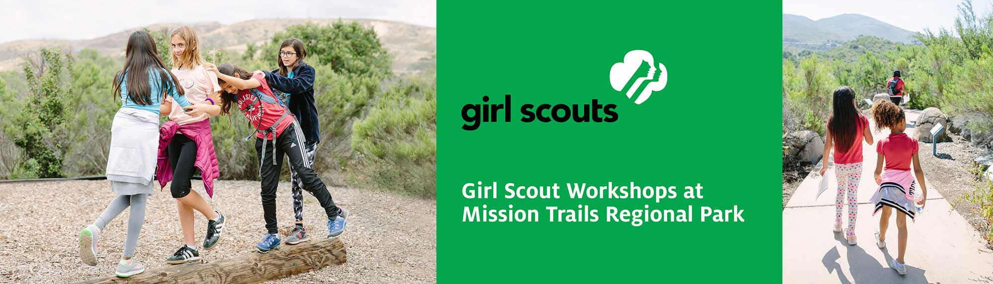 Girl Scout Workshops at Mission Trails Regional Park