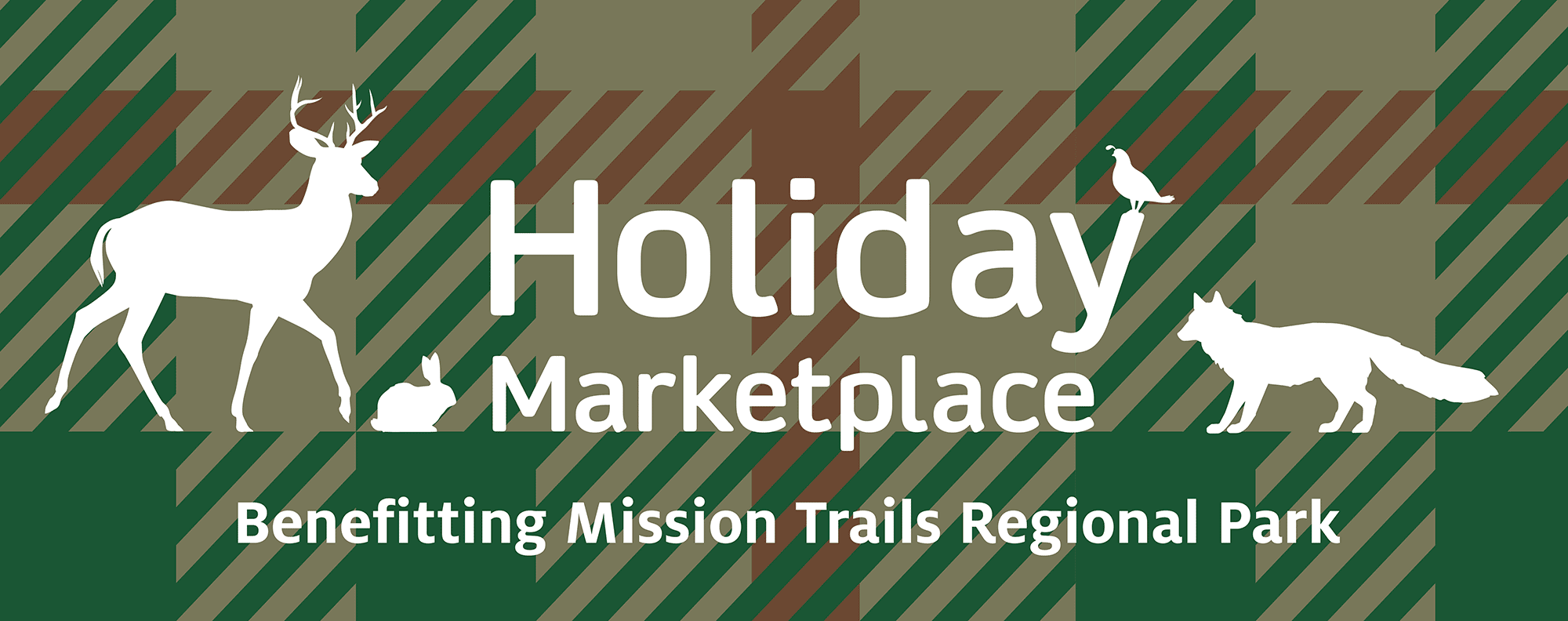 Holiday Marketplace to benefit Mission Trails Regional Park