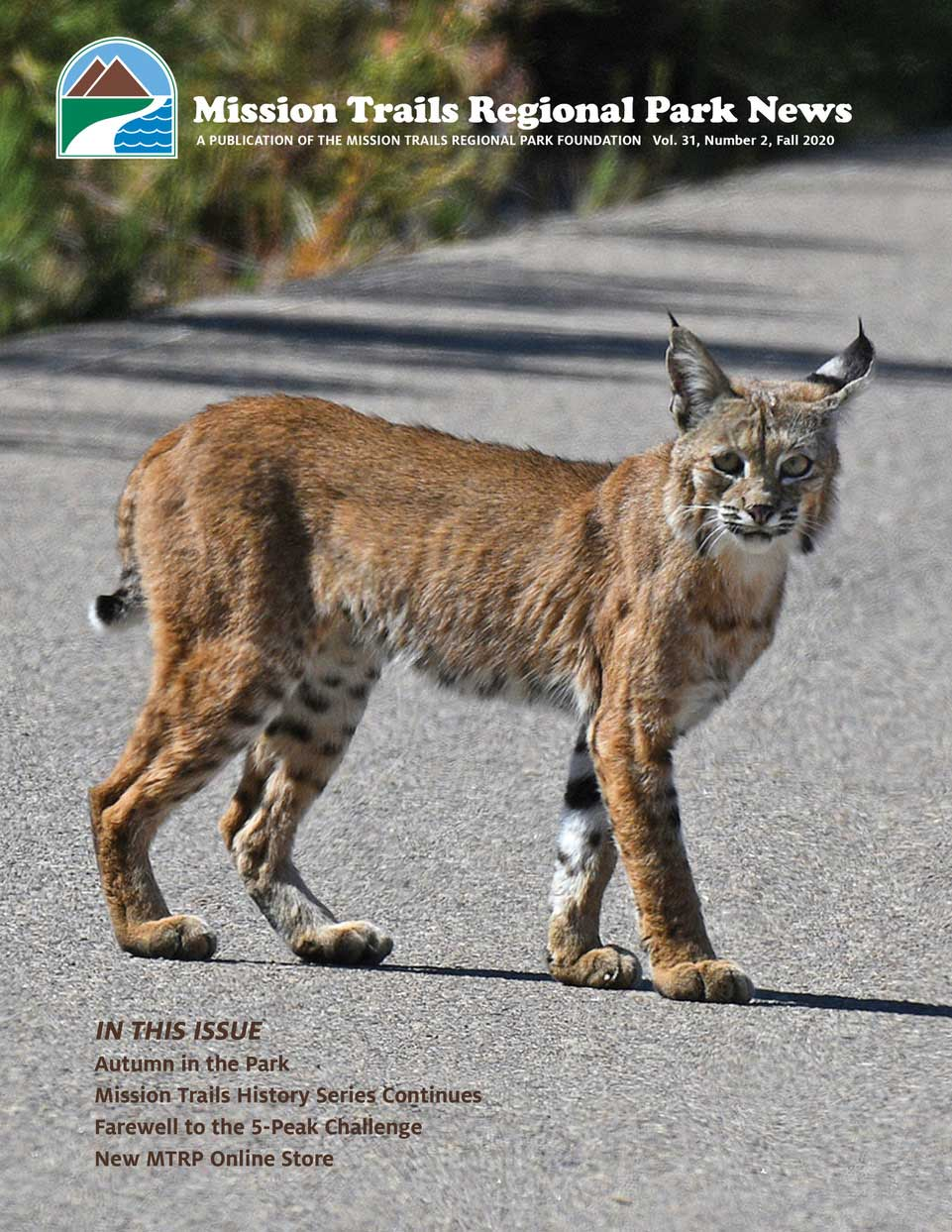 Mission Trails Regional Park News cover image