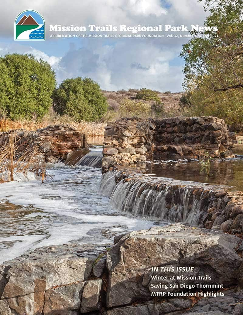 Mission Trails Regional Park News cover image